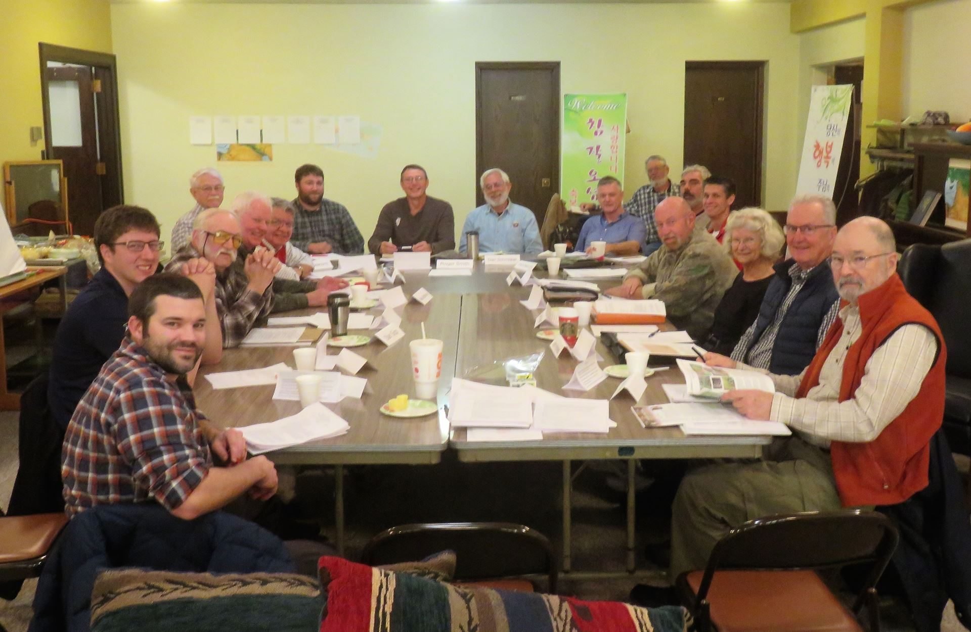 Illinois Forestry Association - Board of Directors